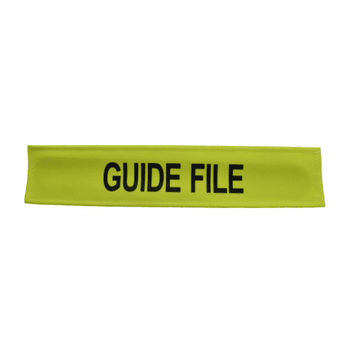 Brassard guide-file