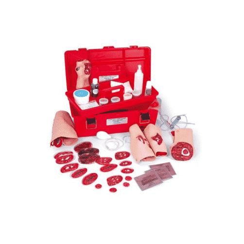 Kit de simulation de blessures MULTIPLE